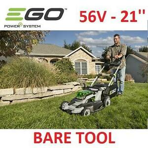 NEW EGO CORDLESS ELECTRIC MOWER - 125263176 - 21'' 56V BARE TOOL