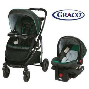 NEW GRACO MODES CLICK TRAVEL SYSTEM 2013870 175622582 ALBIE