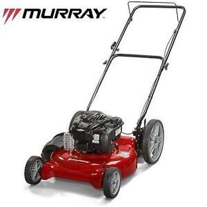 USED MURRAY 21'' LAWN MOWER GAS - 113165486 - HIGH WHEEL PUSH MOWER - LAWNMOWER