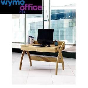 NEW WYMO COMPUTER DESK - 107972106 - IMITATION WOOD FINISH