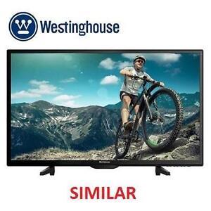 NEW OB WESTINGHOUSE 48'' 4K TV - 113936614 - SMART ULTRA HDTV 60Hz 3xHDMI BUILT IN WiFi