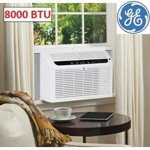 NEW* GE WINDOW AIR CONDITIONER AHD08LX 244591200 8000 BTU GENERAL ELECTRIC
