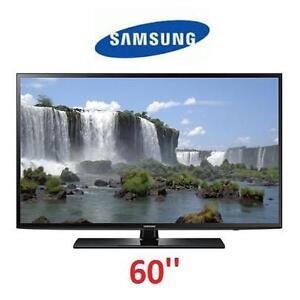 USED SAMSUNG 60'' SMART LED TV - 117387286 - 1080p UN60J6200