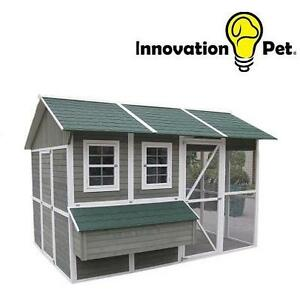 NEW* IP EXTREME CHICKEN HOUSE - 118758218 - INOVATION PET COOPS AND FEATHERS