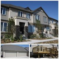 A&S Homes Waterford Green Brand New Townhomes w/Double Garage