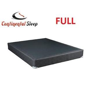 NEW CS FULL SIZE BOX SPRING CONTINENTAL SLEEP BEAUTIFUL REST COLLECTION 104180777