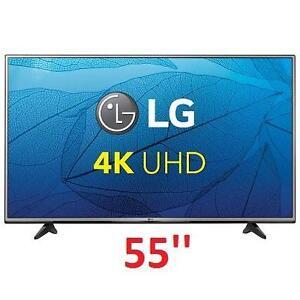 """USED LG 55"""" 4K UHD SMART LED TV - 119383227 - WEBOS 3.0"""