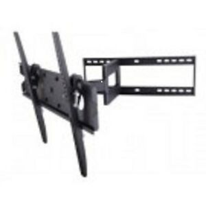"""LED/LCD/PLASMA PULL OUT TILT SWIVEL WALL  MOUNT - 32"""" to 70"""""""
