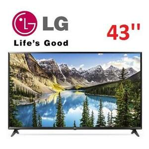 NEW LG 43UJ6300 43'' 4K SMART TV 43UJ6300 142796551 LED UHD