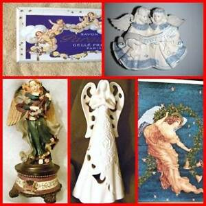 MANY VARIOUS ANGELS ONLY $40 (reg over $200)