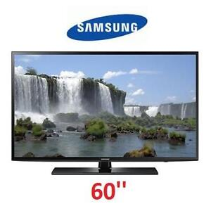USED SAMSUNG 60'' SMART LED TV 1080p UN60J6200 109170178