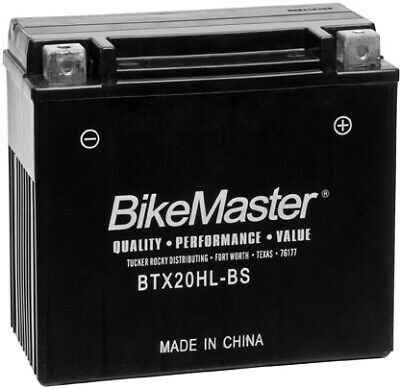 BikeMaster High-Perf Battery Polaris Sportsman 800 EFI 2013 2014 HTX20HL-BS