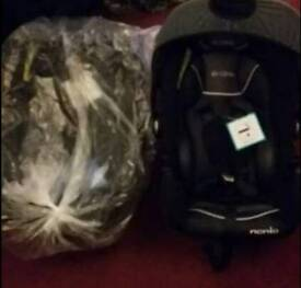 B-ONE stage 1 car seat unopened new