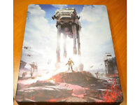Star Wars Battlefront Steelbook