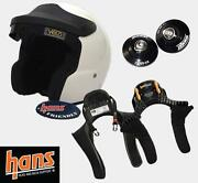 Motor Racing Helmet