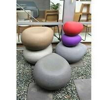 Large Pebble Ottoman - $150 Karrinyup Stirling Area Preview