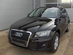 2011 Audi Q5 Engine under Audi Warranty for another 10000km