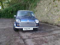 Austin Mini Mayfair 1988