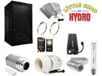 Little Shop Of Hydro Full Tent Kit