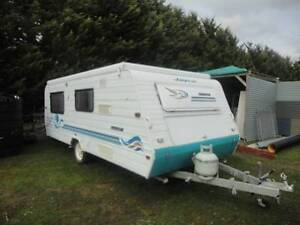 2001 Jayco Enfield Golden Plains Preview