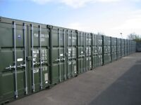 Container Storage/Workshop/Garage for £125 per month (20ft x 8ft)