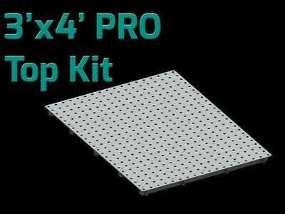 Certiflat 36x48 Pro Top Heavy Duty Welding Table Wt3648