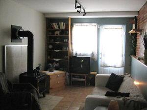 Logement 3-1/2 Vieux Longueuil, meublé