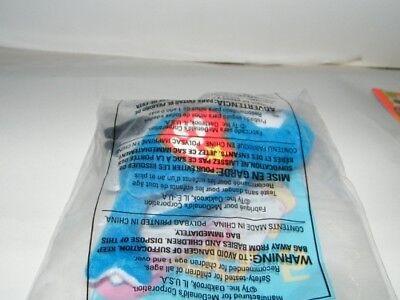 McDonalds 1999 TY Rocket the Blue Jay Beanie Baby No. 5
