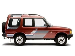 Wanted: Land Rover 2-door Discovery WANTED