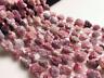 Natural Tourmaline Nugget Gemstone Loose Beads 15.5