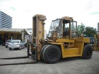 B2 5t-15t Forklift Training Wanted.....!