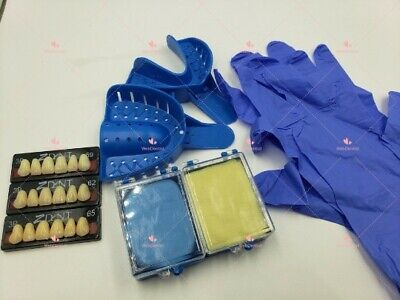 2nd Time Try Putty Kit - Denture Impression Kit Only