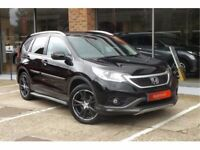 Honda CRV, Diesel EX. 21k miles, Top of range plus aero pack, all the toys,