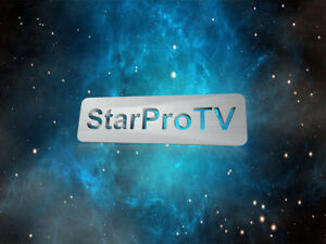 IPTV SERVICE TELEVISION – STARPROTV  WORKS WITH ANDROID BOX, MAG