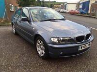 BMW 318 2.0 2003(03) good spec!!