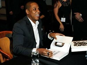 Jay Z - Decoded hardcover missing outer dust cover