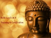 Learn Reiki for Stress Relief and Healing SUDBURY