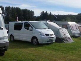 Renault Trafic campervan/day van for sale