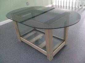 Coffee table / Aquarium