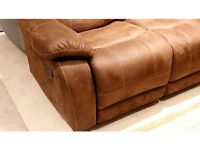 3 seater Recliner sofa NEW!