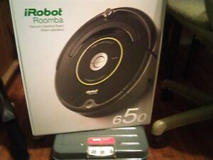 NEUF  Aspirateur  iROBOT  ROOMBA 650 Robot Vacuum Cleaner