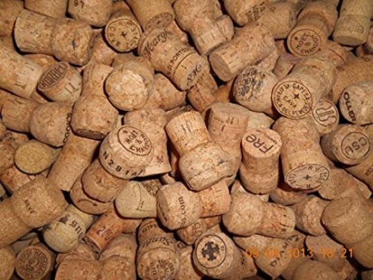 25 **Champagne Corks** High Quality, Great Variety, Great for Crafting!