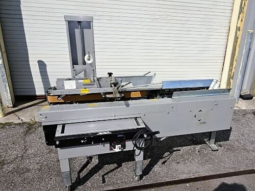 Chicago Tapers Semi-Automatic Case Erector / Case Sealer All-In-One