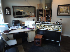 Complete Jewellery store for sale Immediate possession