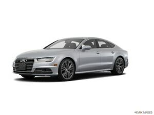 2017 Audi A7 competition model $10000 cash back