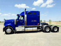 US and CDN Drivers Wanted AZ and DZ - Chemical and Flatbed
