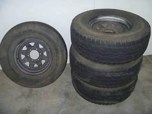 "Sunraysia Wheels & Tyres 15"" Launceston Launceston Area Preview"