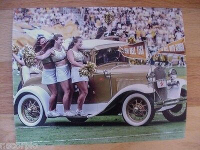 2014 Georgia Tech Yellow Jackets Ramblin Wreck Original  8 X 10 Photo
