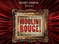 Secret Cinema Moulin Rouge Tickets - Saturday 3rd June - Sold Out