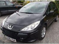 Peugeot 1.4 5-door, very low mileage, new cambelt, with MOT
